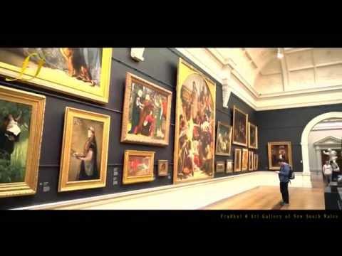 [Fradhyt Fahrenheit] Jalan Jalan : The Art Gallery of New South Wales @ Sydney