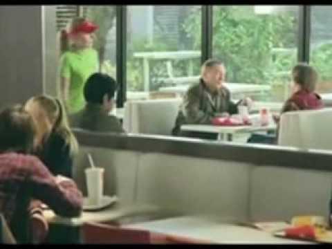 Französische McDonald Werbung Für Schwule