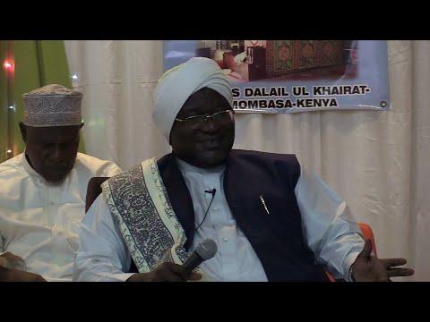 Tarekhe ya Imam Al Jazuli (Dalailul Khayrat) | Ustadh Said Ali Hassan