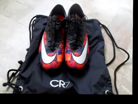 e81f220de Nike CR7 Mercurial Vapor X Savage Beauty - YouTube