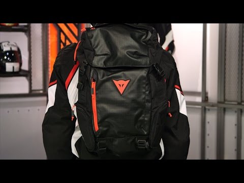 Dainese D-Throttle Backpack Review at RevZilla.com
