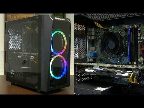 2019 Budget $300 Gaming PC