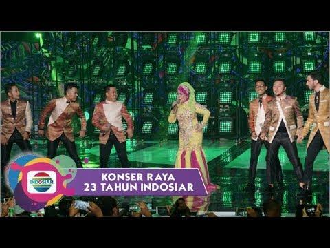 Konser Raya 23 Indosiar: Elvy Sukaesih dan D'Gantengz - Lho Kok Marah