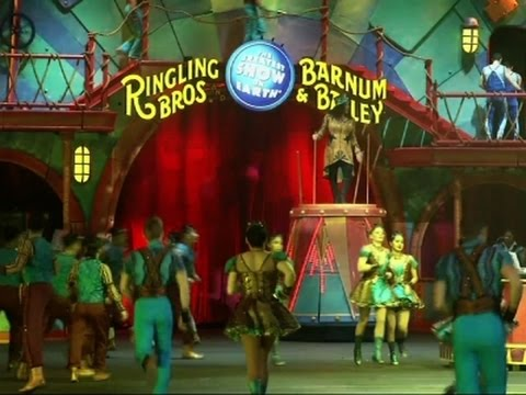 Ringling Bros Circus To Close After Years