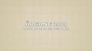 Årgang 2009 • potpourri