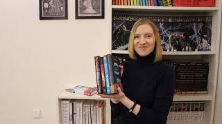 Книги и фильмы февраля (о прочитанном и просмотренном)