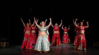 """Индийский танец """"Deewani Mastani"""""""