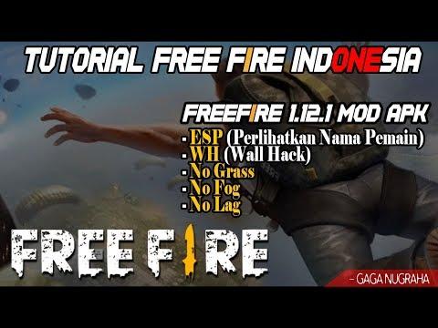 TUTORIAL FREE FIRE INDONESIA - CHEAT/HACK FREEFIRE 1.12.1 [Anti Banned]