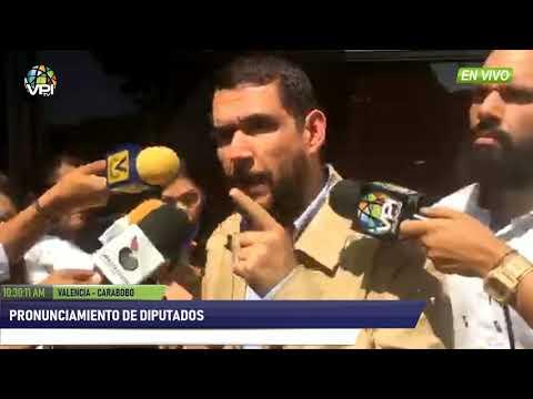 Venezuela - Diputado Matheus rechazó detención de Roberto Marrero - VPItv