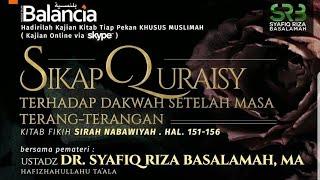 Sirah Nabawiyah | Sikap Quraisy Terhadap Dakwah