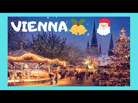 VIENNA, CHRISTMAS MARKETS at the Museum of Natural History (Austria)