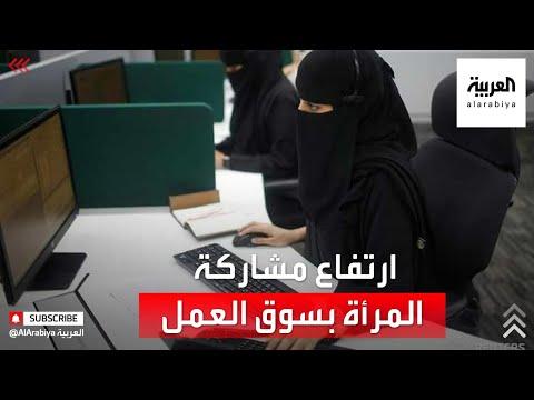 ارتفاع مشاركة المرأة في سوق العمل  لأكثر من 31 بالمئة