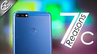 7 Reasons to Buy the Honor 7C!!!
