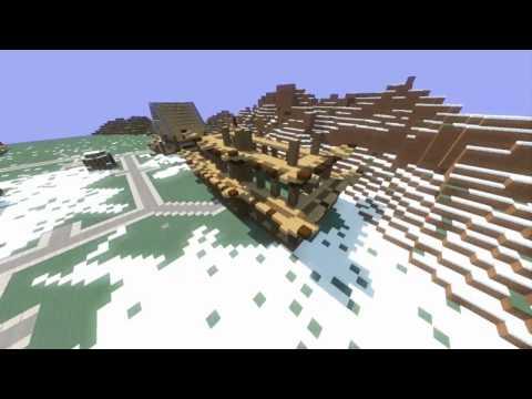 minecraft timelapse petit temple japonais ep 10 ville en creative youtube. Black Bedroom Furniture Sets. Home Design Ideas