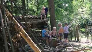 Camping de Zeven Linden 2012