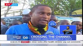 Social distancing remains a nightmare at Likoni ferry crossing