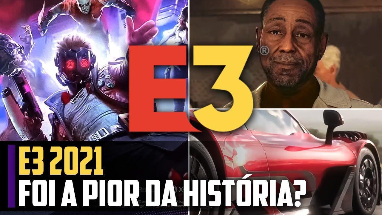 Essa foi a PIOR E3 da história?