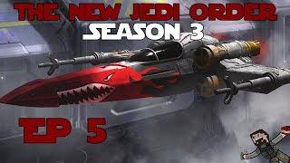 Star Wars Empire at War - The New jedi Order 0.7 (New Republic) Ep 5