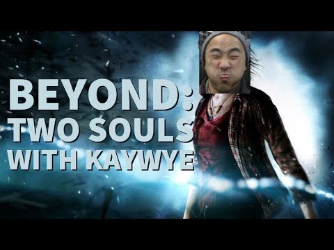 SUPERNATURAL PARNORMAL - Cooking with KAYWYE - Ellen Page in Da House [Beyond: Two Souls] [PS4] [#4]