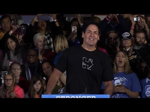 Mark Cuban: Trump will do what's best for bank account