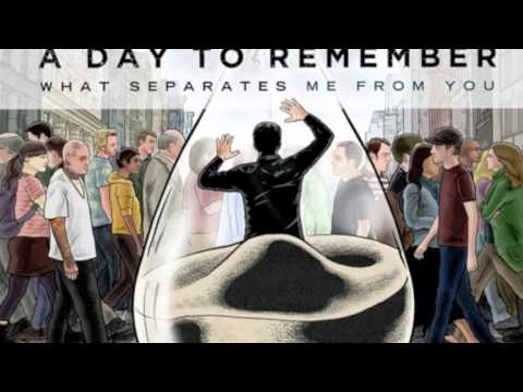 A Day To Remember- Sticks & Bricks