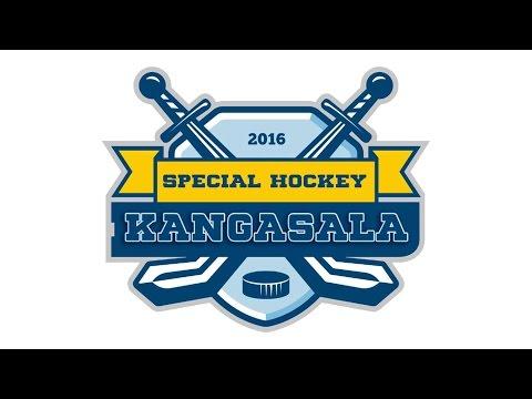 Hyväntekeväisyyslätkää - Special Hockey Kangasala