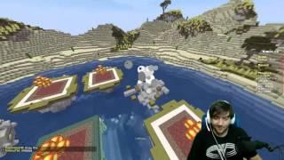 Minecraft Hızlı Yapı Kapışması ( SpeedBuild )