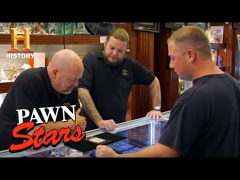 Pawn Stars: Albert Einstein's Handwritten Math (Season 15) | History