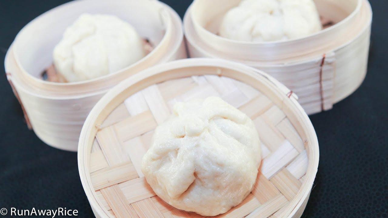 Steamed Pork Buns (Banh Bao)YouTube