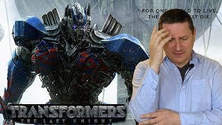 Transformers The Last Knight Review