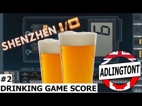 Shenzhen I/O - #2 - Drinking Game Score