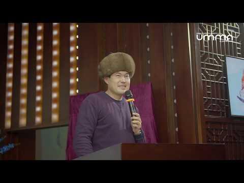 Идрис Айтбаевден аялзатына таасирдүү баян