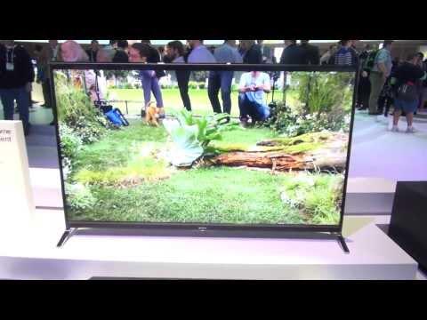 Ces 2014 panasonic viera 4k ultra hd tv lineup 2014 doovi