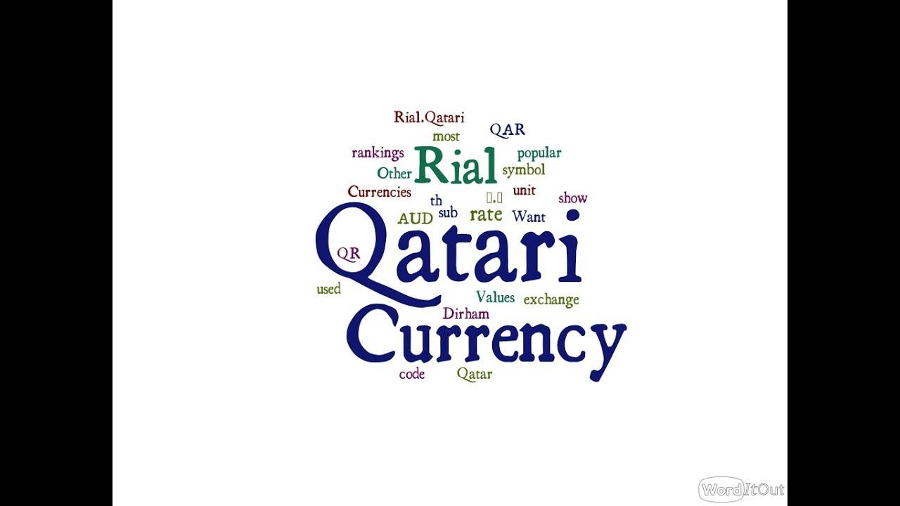 Qatari currency rial youtube qatari currency rial currency name buycottarizona Gallery