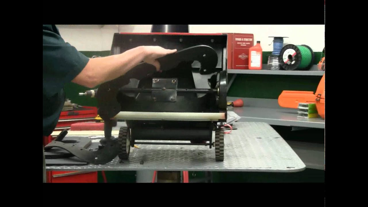 How To Replace Paddles And Scraper Bars On A Snow Blower Youtube 31as2s1e701 Parts List Diagram 2011 Ereplacementpartscom Premium