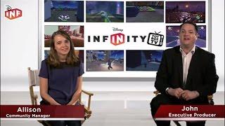 Disney Infinity Toy Box TV  Episode  1
