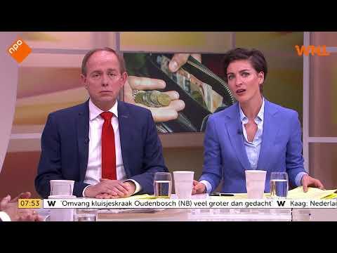 VNO-NCW: 'Vervroeg belastingverlaging om Nederland economisch sterker te maken'