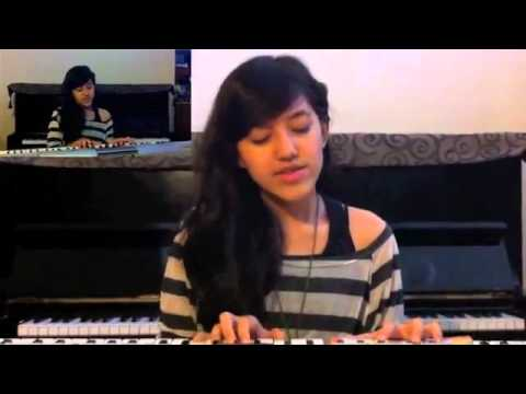 IFY BLINK 14 years covered CELINE DION s Because you loved me   YouTube