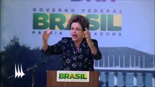 Dilma filosofando - o que é uma ponte?