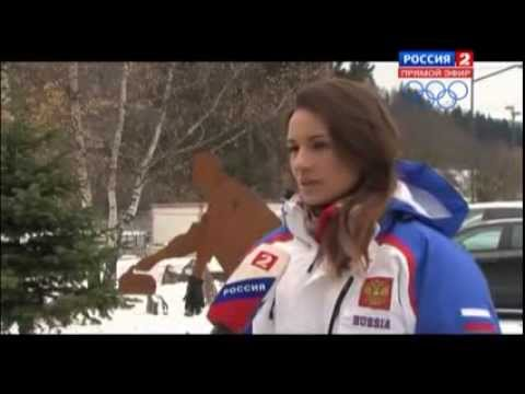 Winner of Universiade Anna Sidorova - YouTube