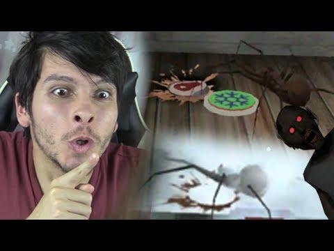 �PODR� CONGELAR A LA ARA�A DE GRANNY OMG - Granny (Horror Game)