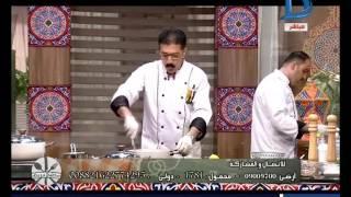 مطبخ دريم| طريقة عمل الأوزى السوري والمسخن الاردني والفتوش والخيار بلبن مع الشيف عبدالناصر