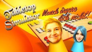 HWSQ #78 - MENSCH! Ärgert euch nicht! | Tabletop Simulator
