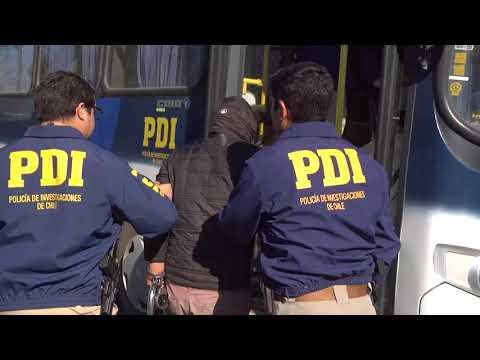 Operación Cónclave de la PDI / Publimetro