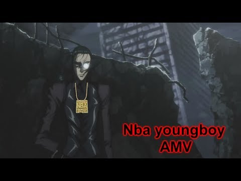 Anime mix amv - Thug alibi (Nba youngboy amv)