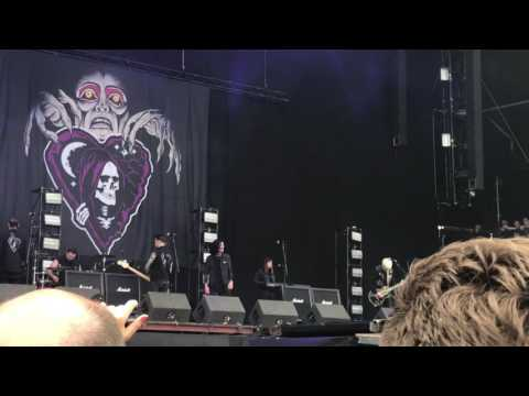 CREEPER- Misery Download Fest 2017