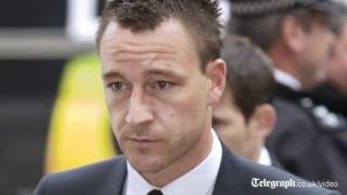 I Am Not A Racist: John Terry's Statement To FA Played At Racism Trial
