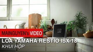 khui hop loa yamaha restio isx-18 - wwwmainguyenvn