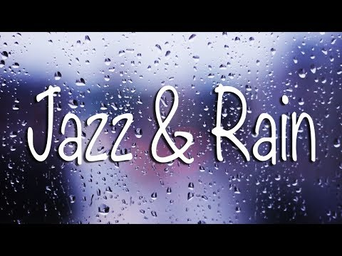 "Soft Jazz: ""Jazz & Rain"" (3 Hours of Smooth Jazz Saxophone Music w/ Rain Sounds) Relaxing Music"