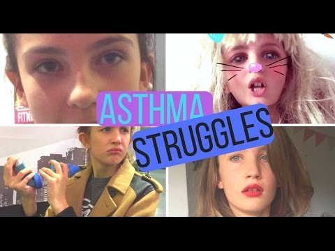 ♡Struggles People With Asthma Would Understand!♡